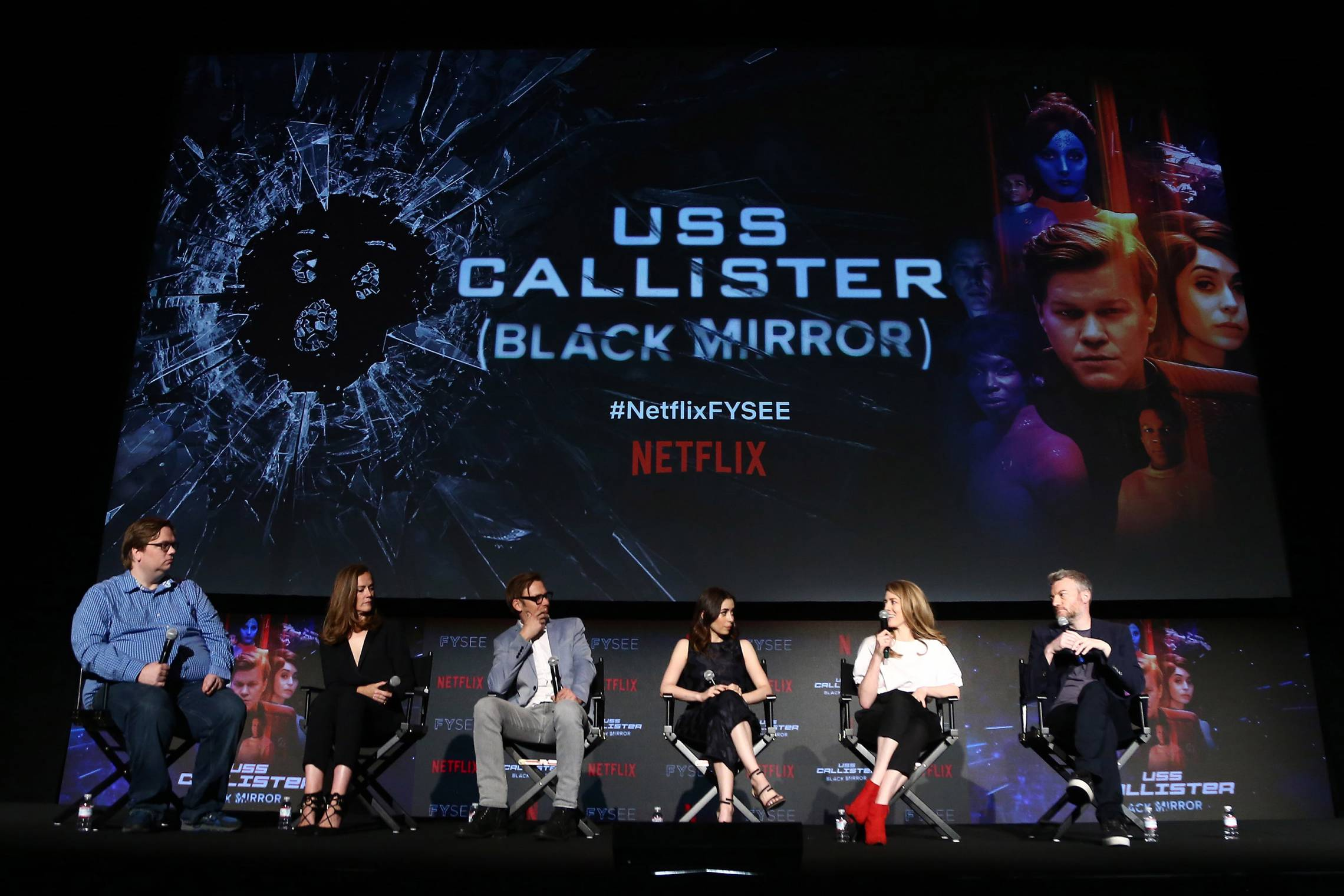 "FYSEE Event for Netflix's ""Black Mirror"" - Inside"