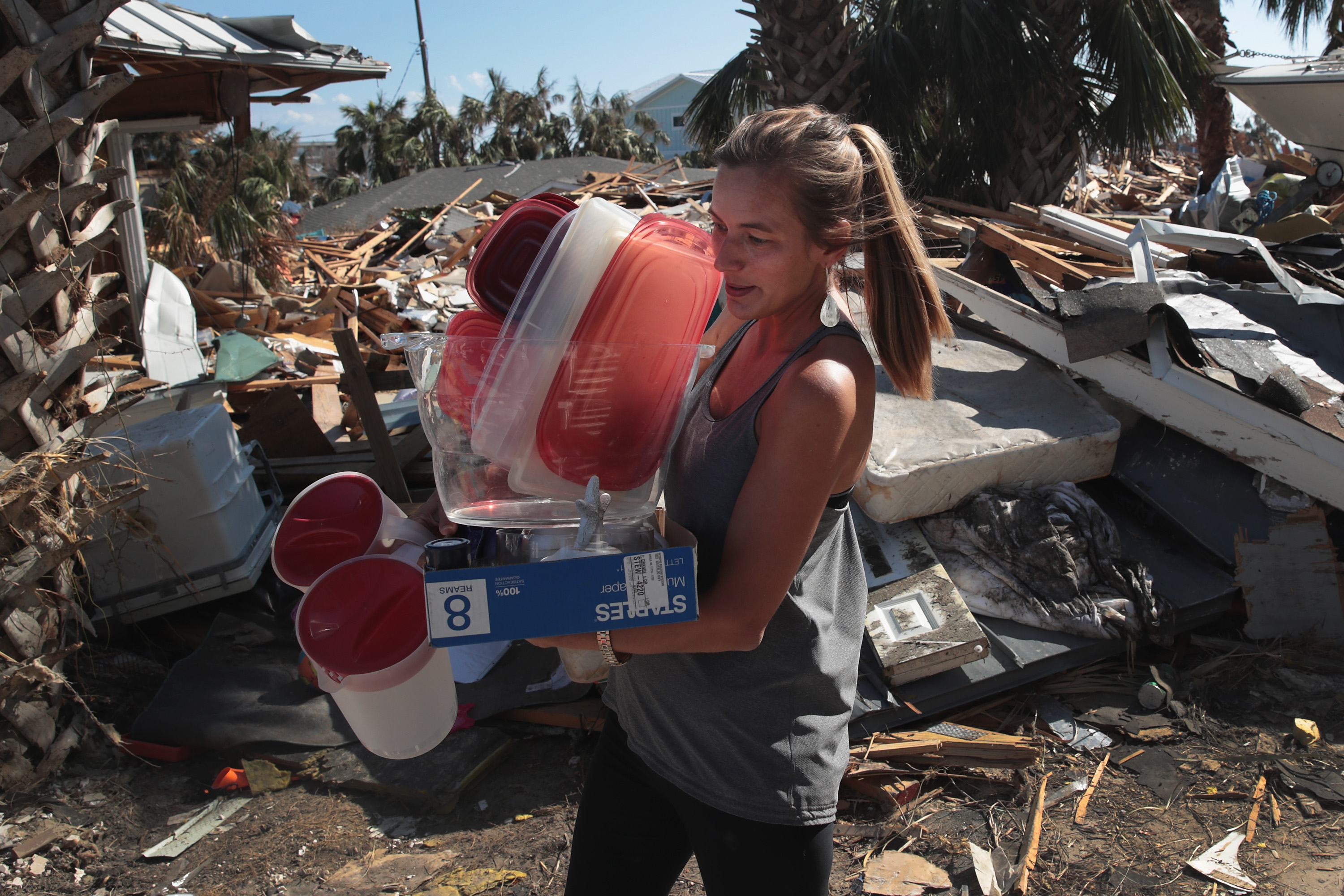 Hurricane Michael donations compassion