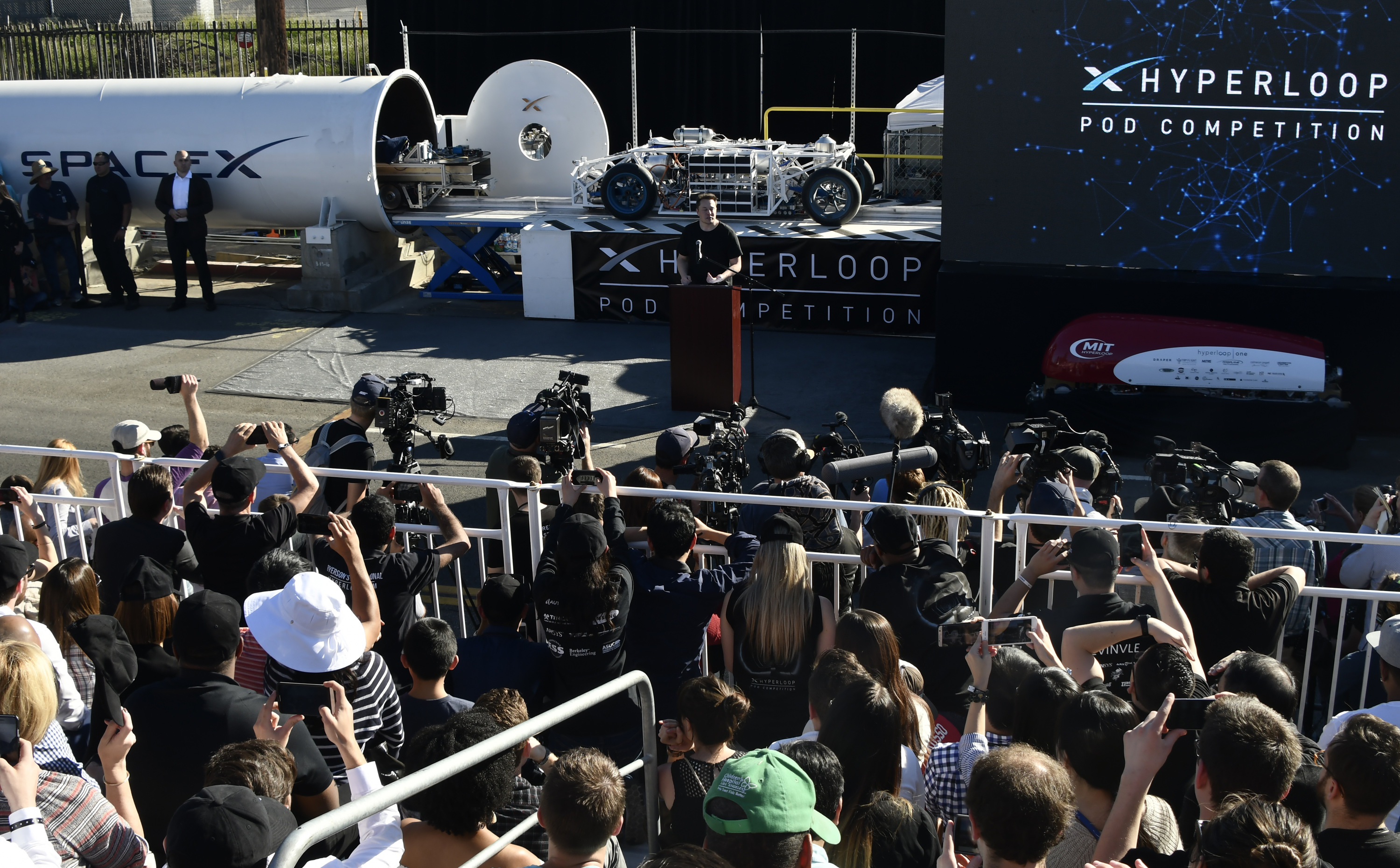 US-TECHNOLOGY-SPACE X-HYPERLOOP