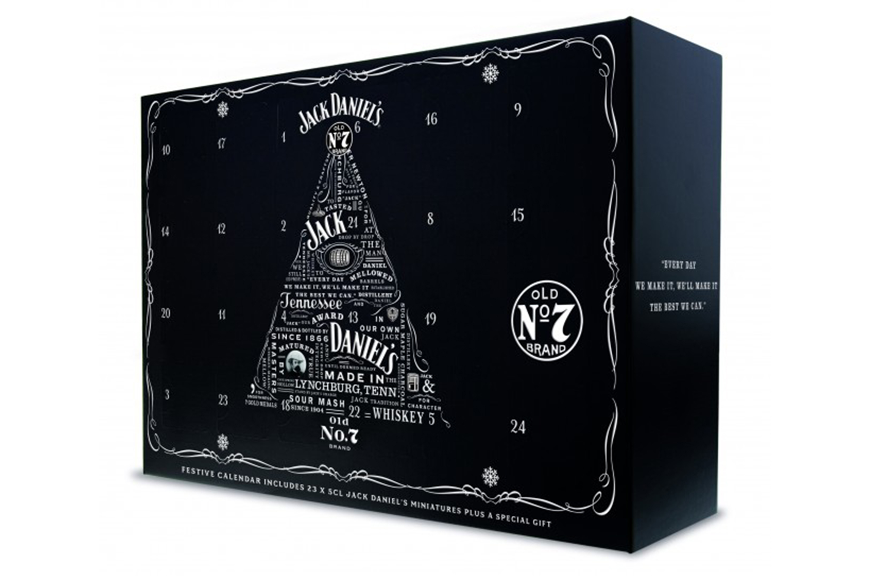 Daniel's Advent Releases Its Whiskey CalendarFortune Own Jack sdChtrQ