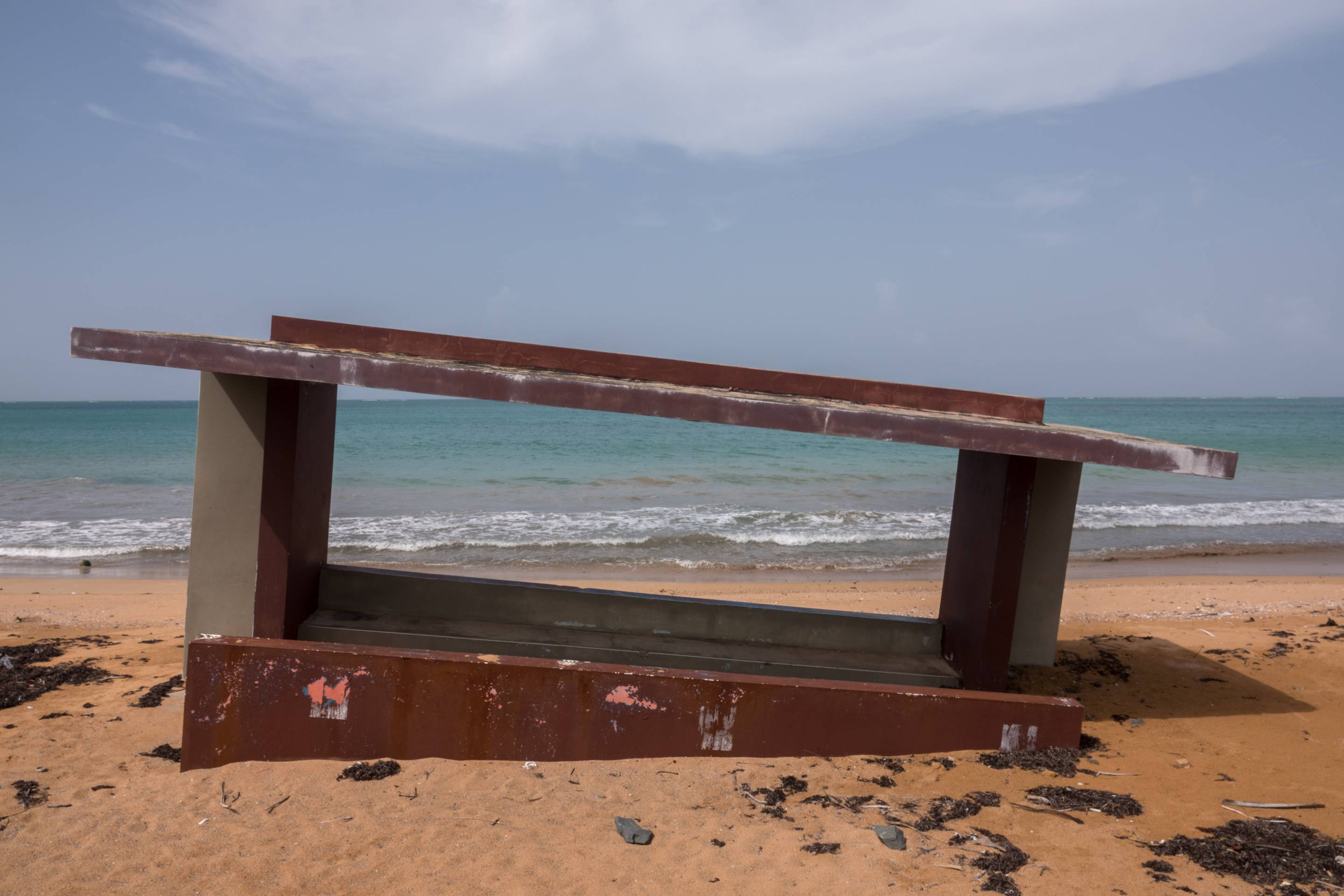 Puerto Rico Still Recovering One Year After Hurricane Maria's Deadly Onslaught