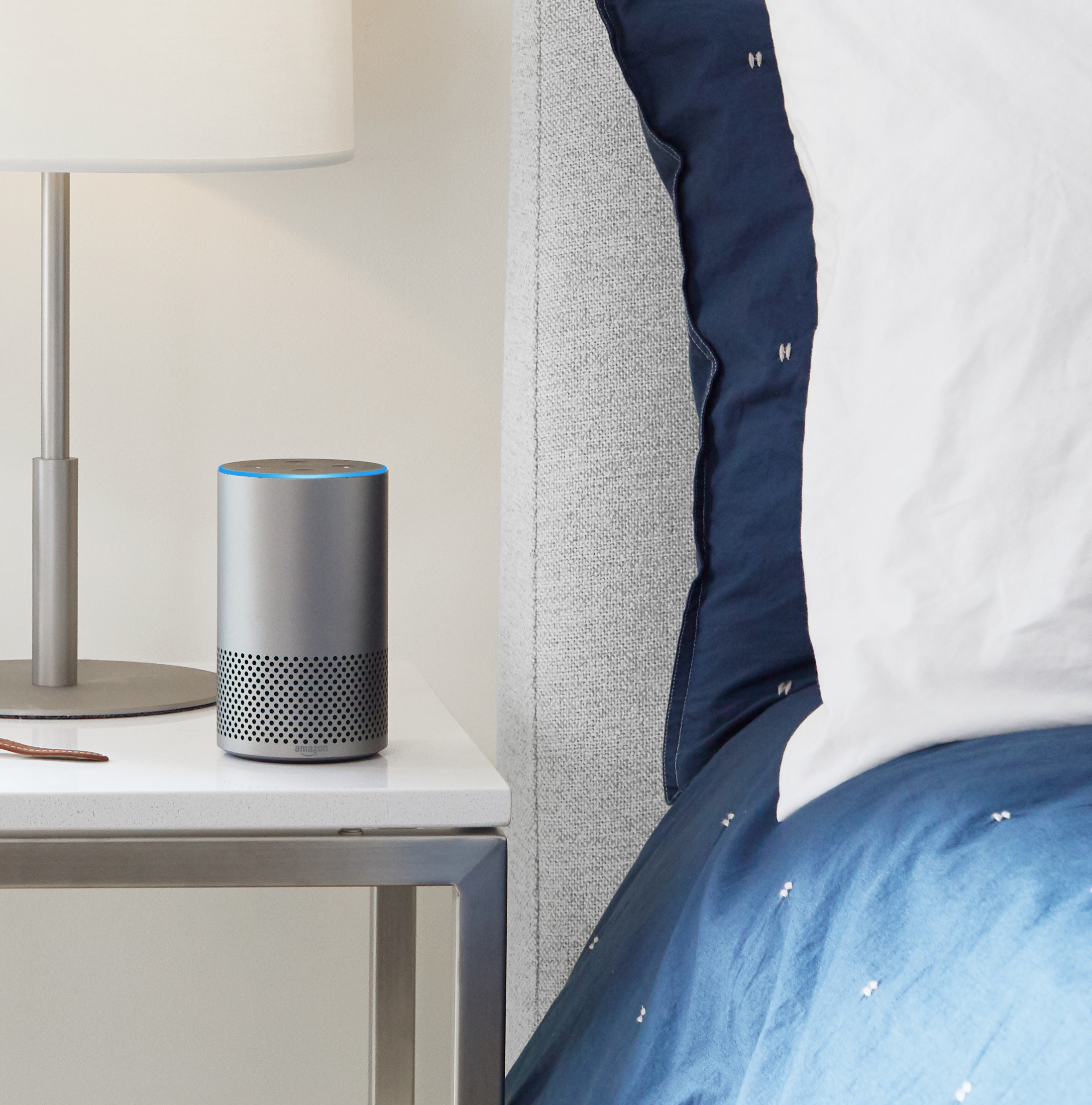 Amazon is adding Whisper Mode to its Echo smart speakers, letting Alexa respond in a hushed tone when summoned by users with lowered voices.