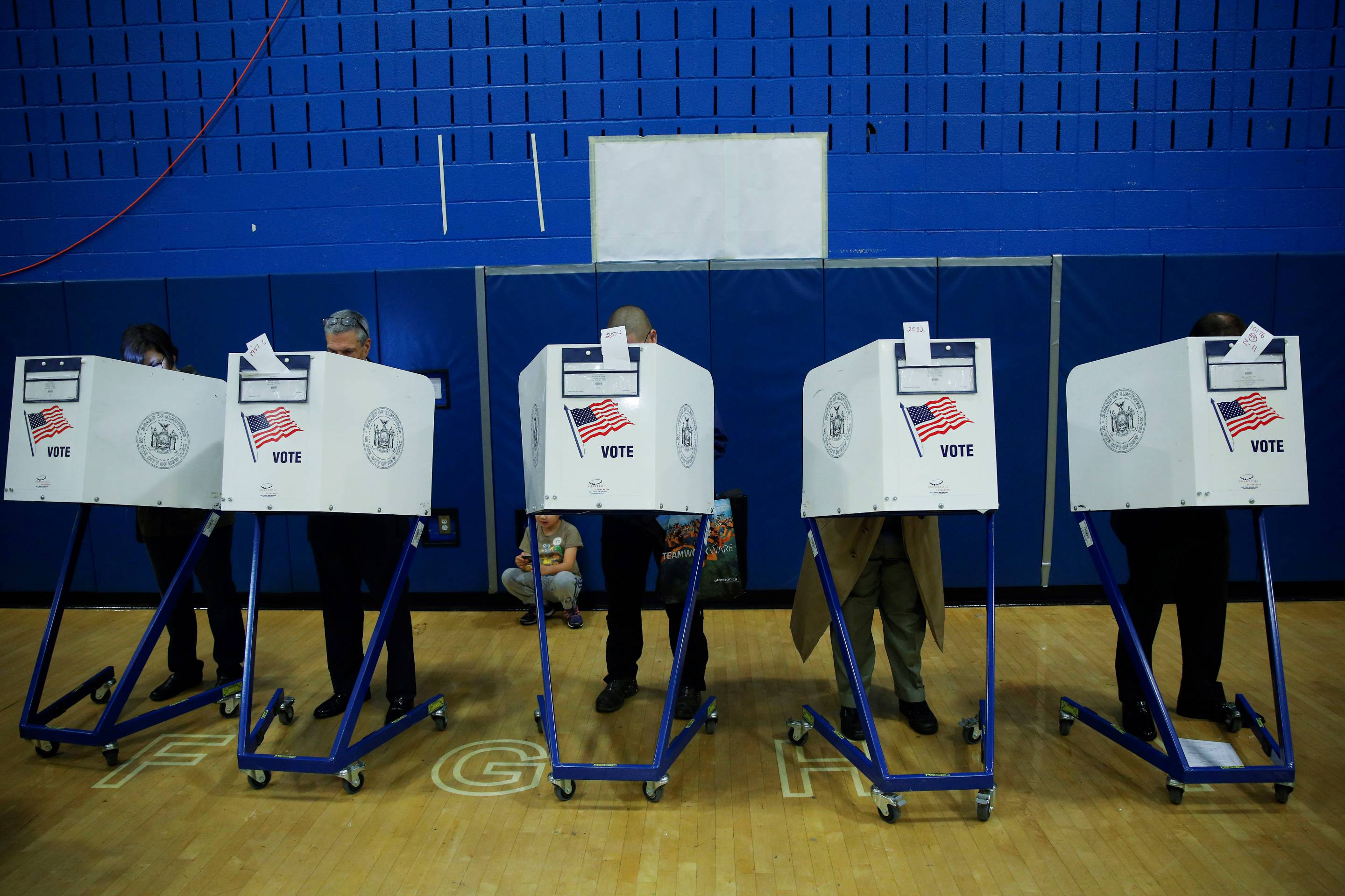 At least 34 million Americans cast votes early