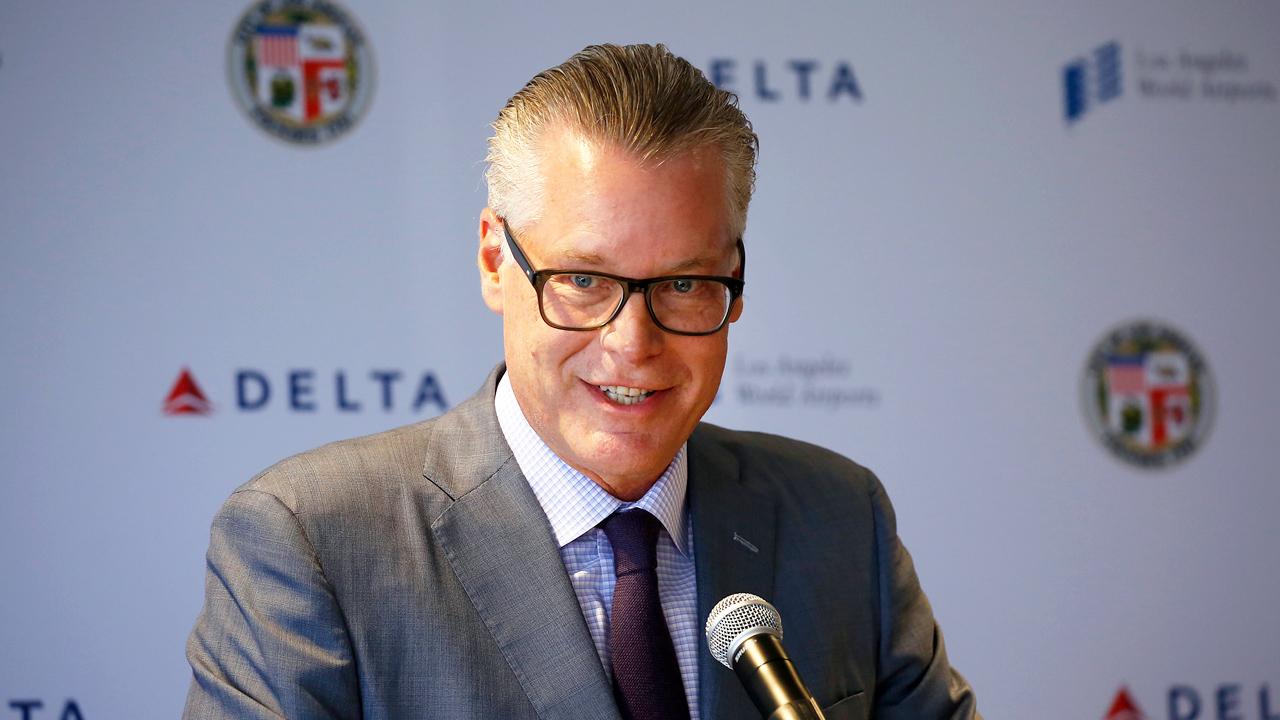 CEO of Delta Air Lines