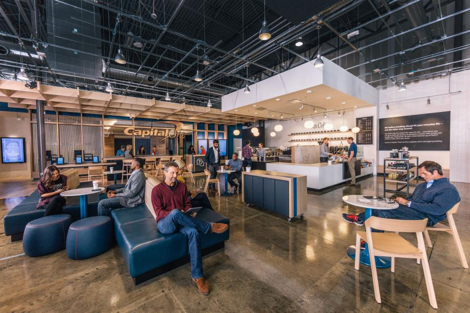 Capital One Financial Corporation-best workplaces for diversity 2018