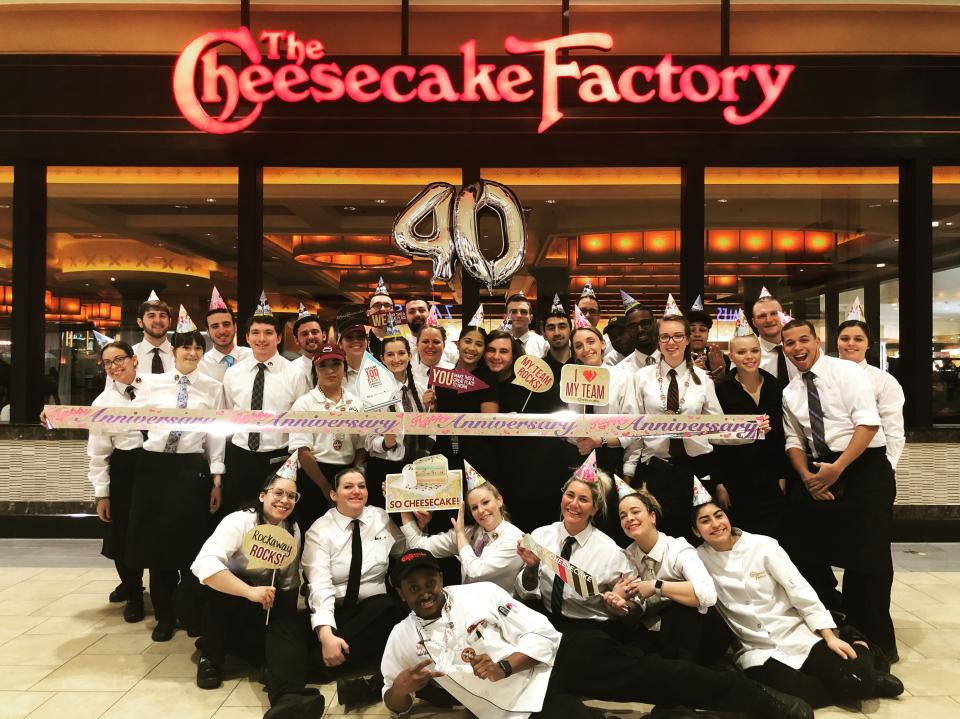 Cheesecake Factory-best workplaces for diversity 2018