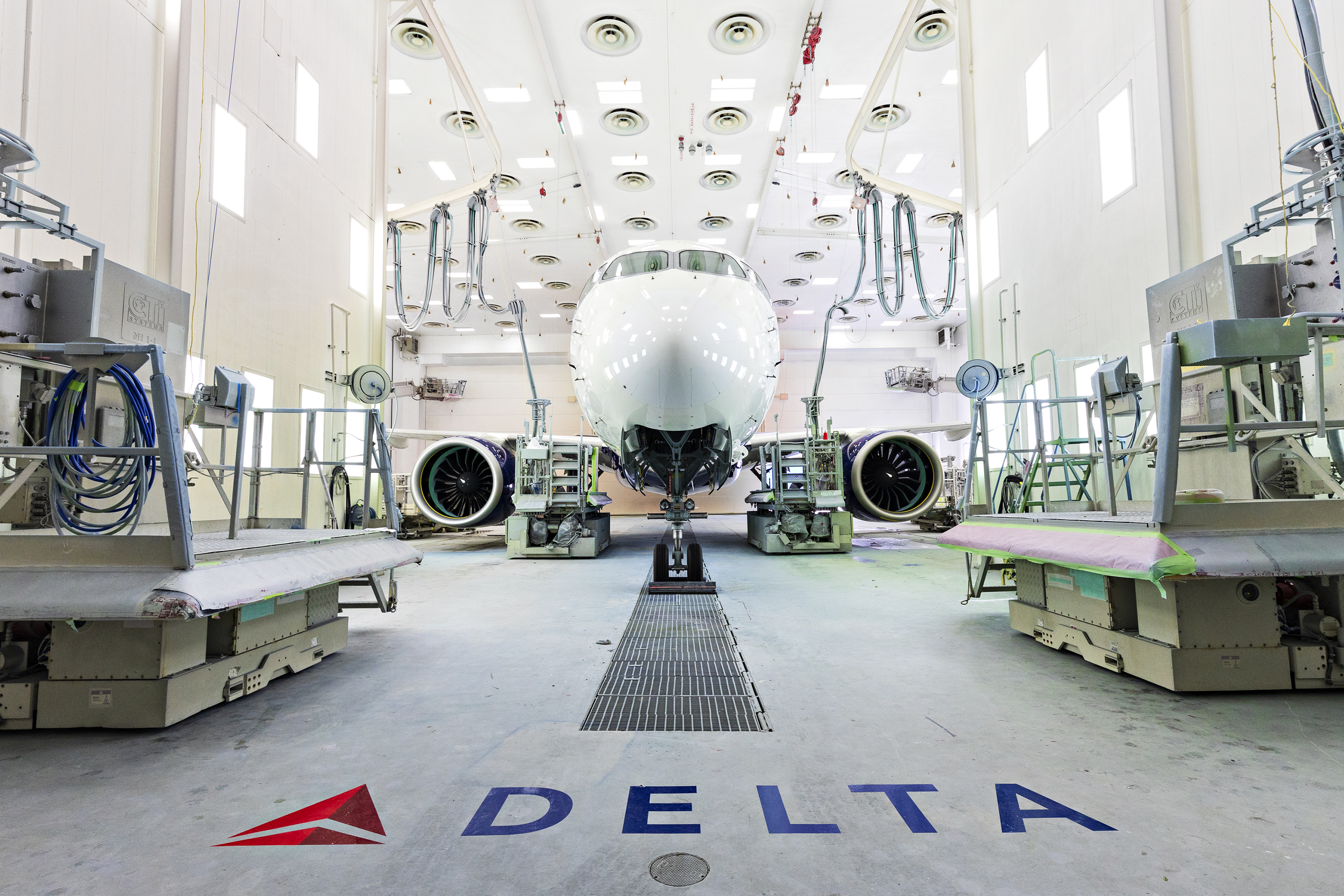 Delta Buckles Up For Turbulence | Fortune