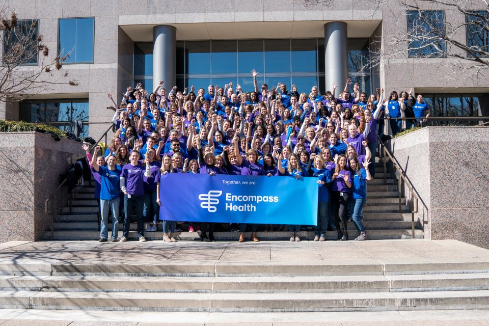 Encompass Health-best workplaces for diversity 2018
