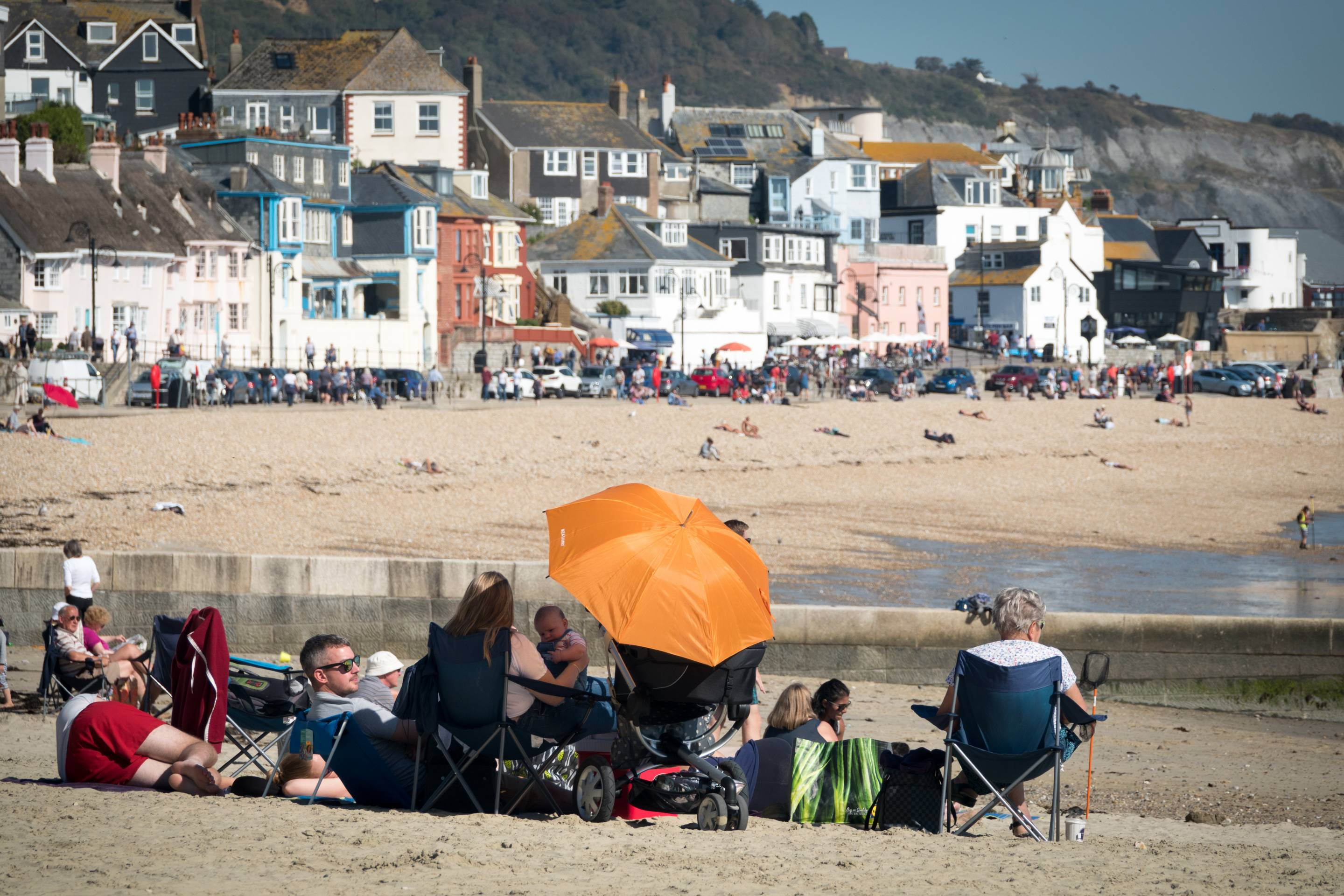 Much Of The UK Basks In Late Summer Sunshine