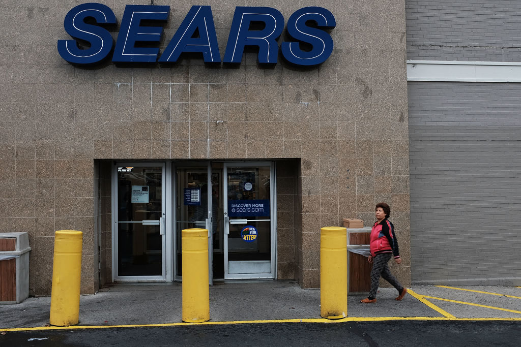 Sears Files For Chapter 11 Bankruptcy Protection