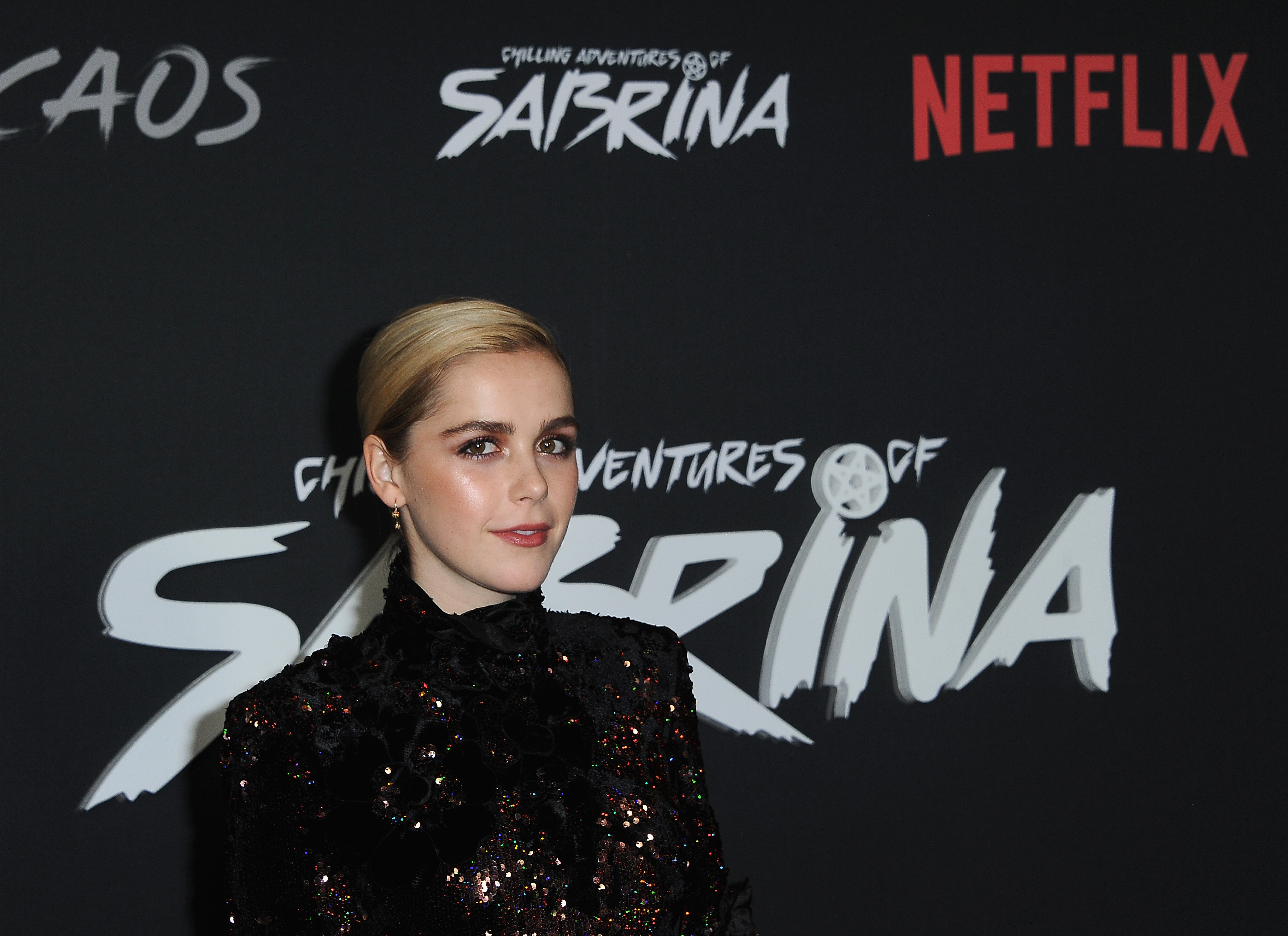 "Premiere Of Netflix's ""Chilling Adventures Of Sabrina"" - Arrivals"