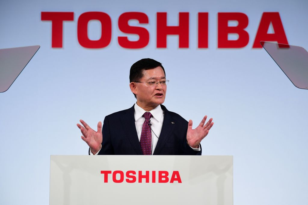 Toshiba to Lay Off Thousands in 5-Year Restructuring Plan | Fortune