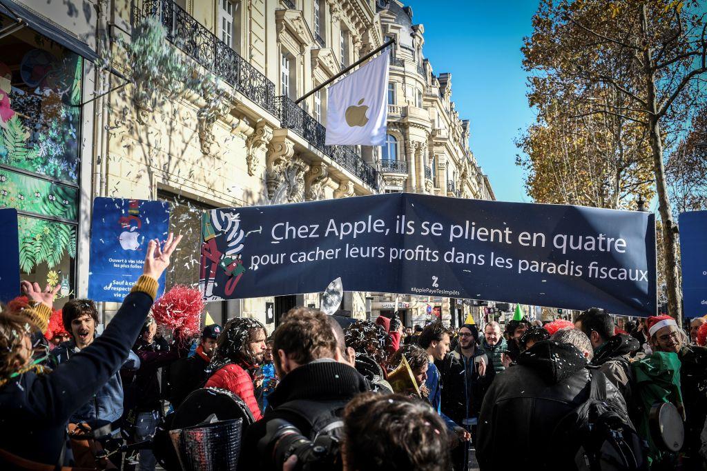 FRANCE-ECONOMY-TAX-COMPANY-DEMO