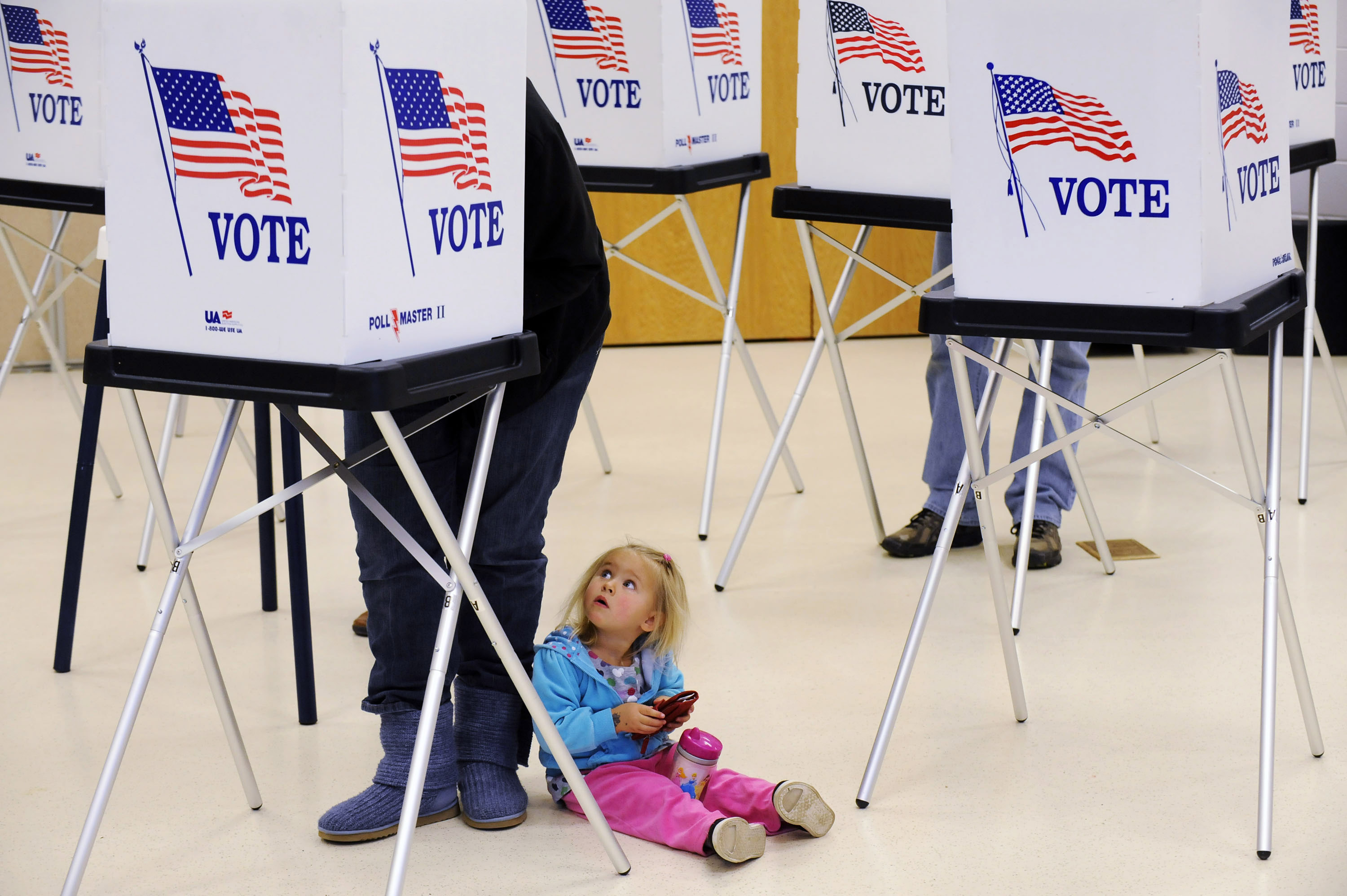 Coloradans Go The Polls In Midterm Electio