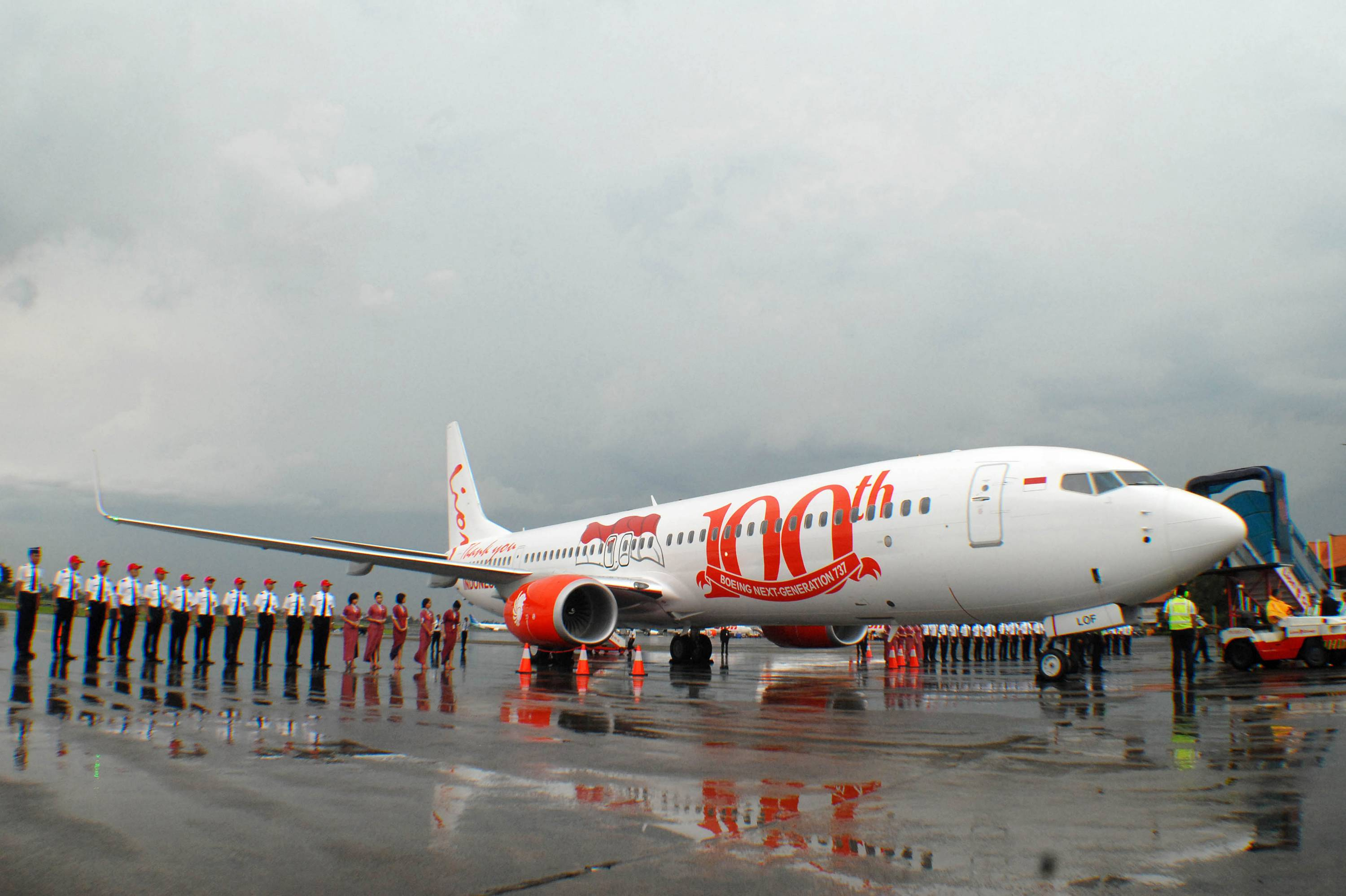 INDONESIA-AVIATION-LION AIR-BOEING