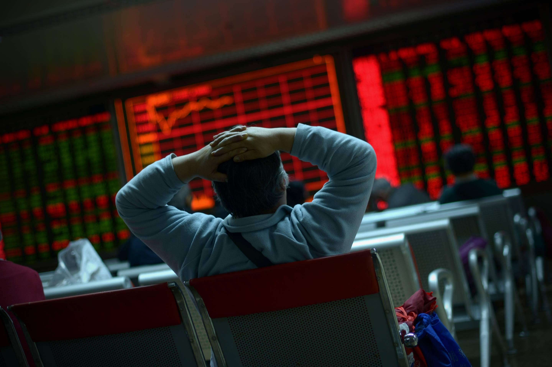 TOPSHOT-CHINA-ECONOMY-STOCKS