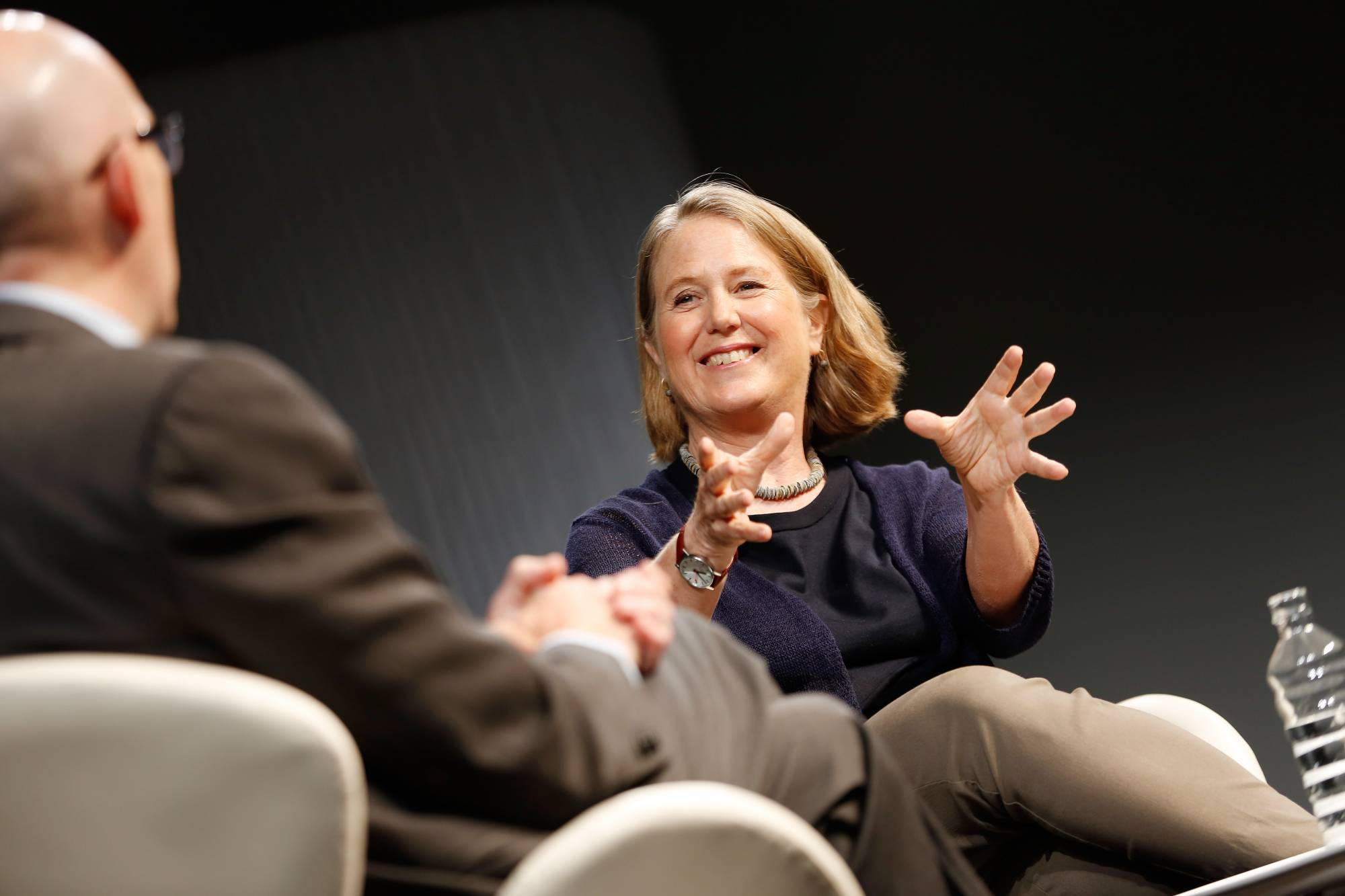 Google Cloud CEO Diane Greene is leaving the company.