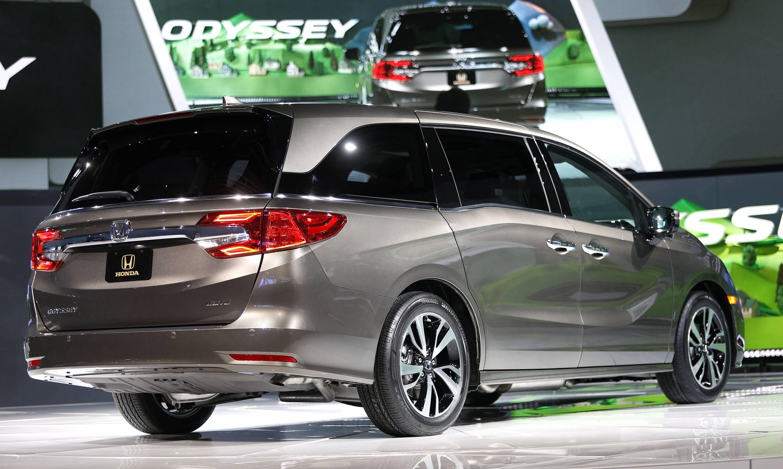 Honda Odyssey recall