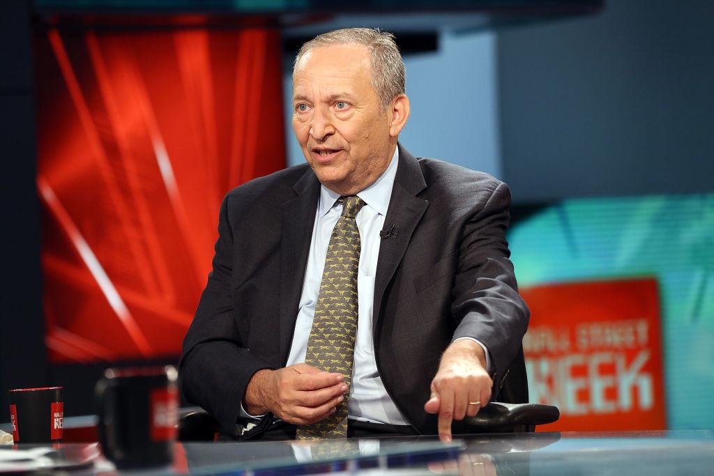 FOX Business Network's Maria Bartiromo Interviews Former Treasury Secretary & White House Economic Advisor Larry Summers