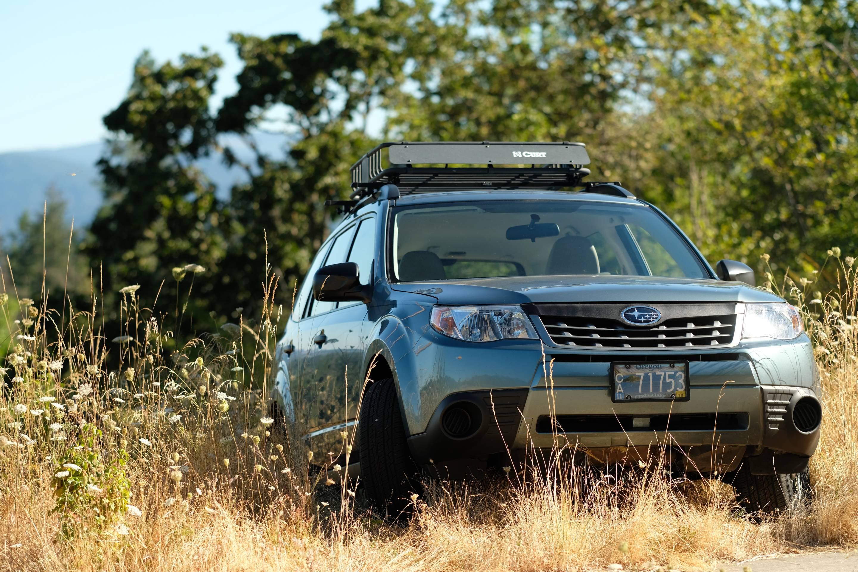2012 Subaru Forester 2.5x Off Road