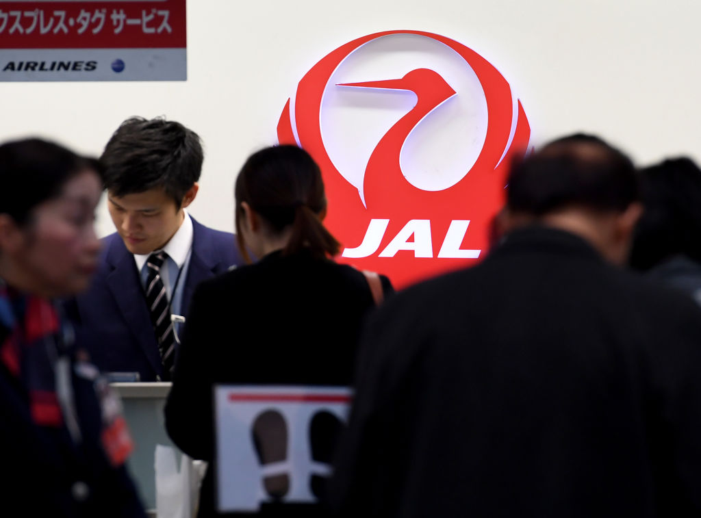 JAPAN-AVIATION-JAL-COMPANY-EARNINGS
