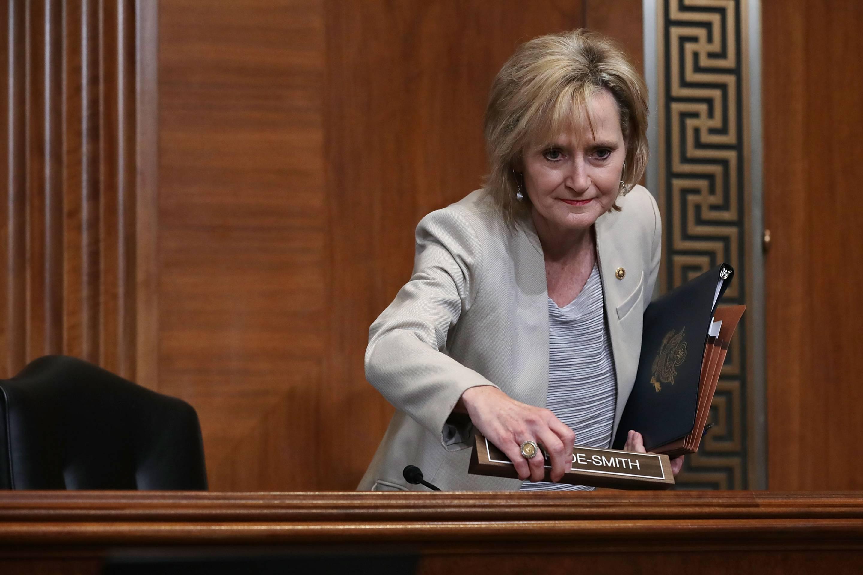 Senator Cindy Hyde-Smith