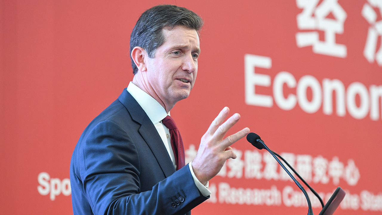 Alex Gorsky, CEO of Johnson & Johnson.
