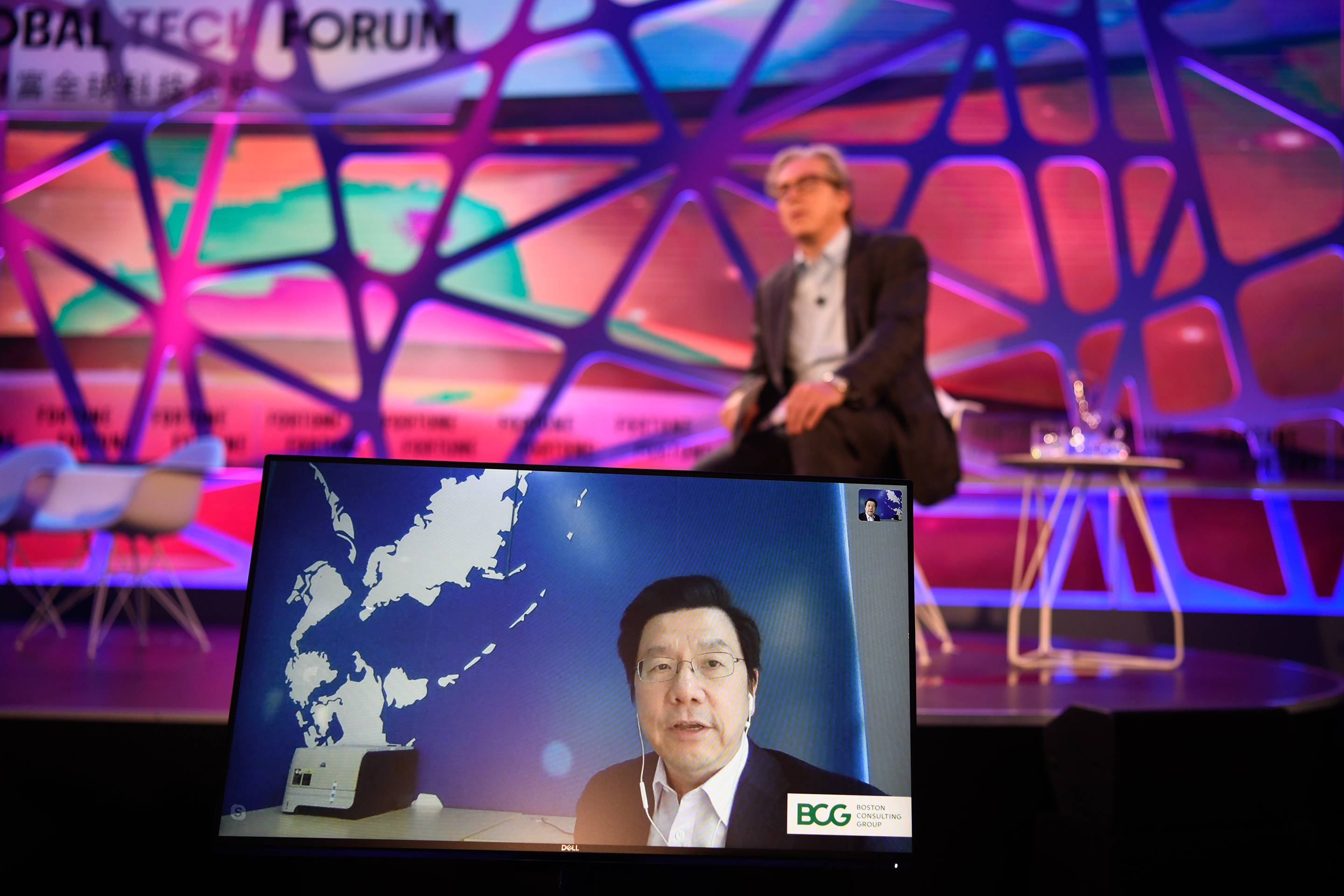 Kai-Fu Lee, fortune global tech forum