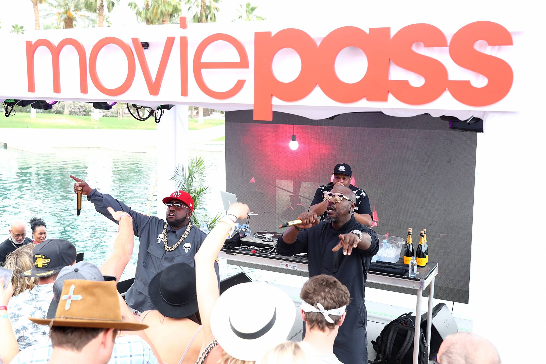 MoviePass x iHeartRadio Festival Chateau