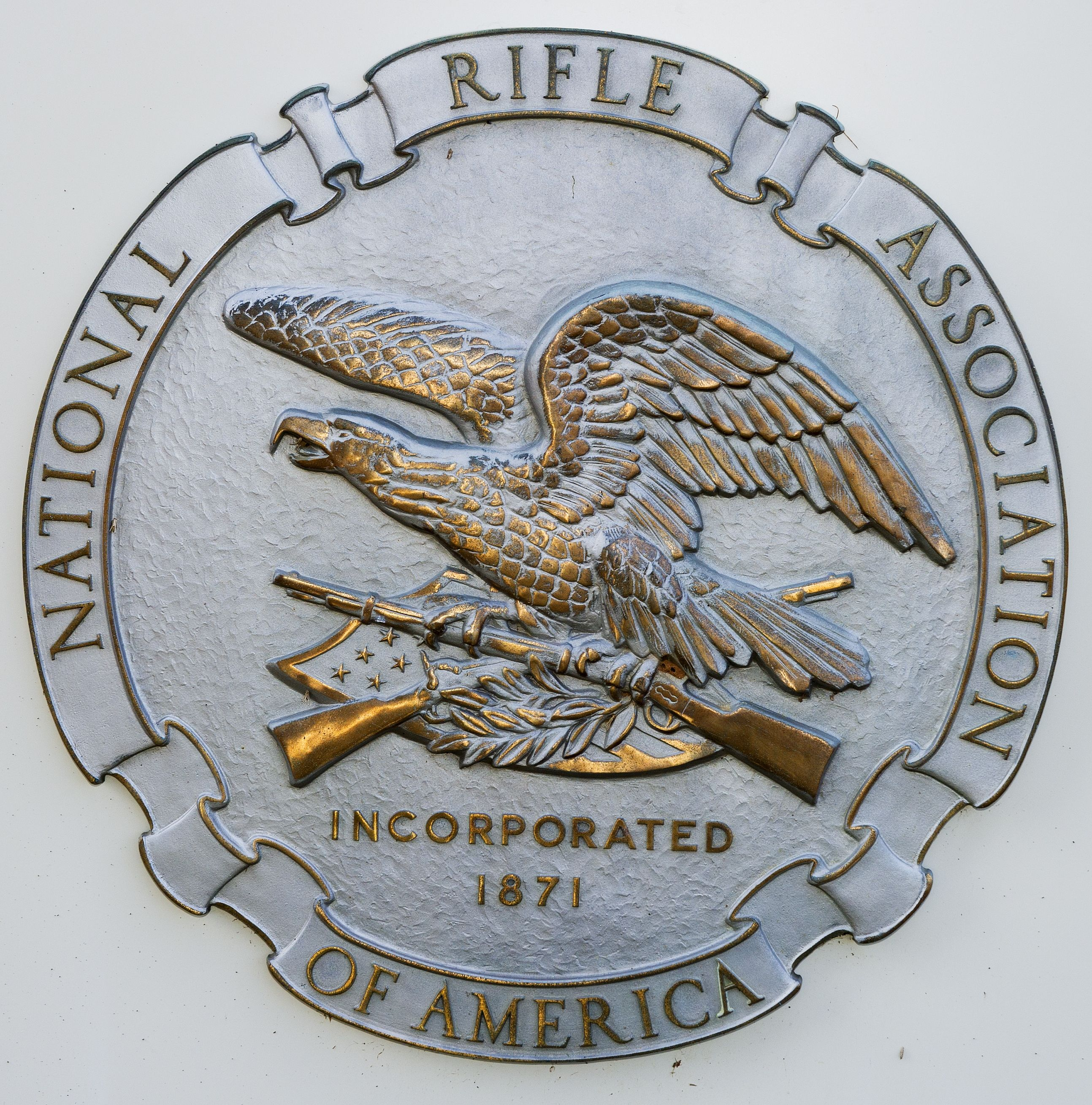 US-NATIONAL RIFLE ASSOCIATION