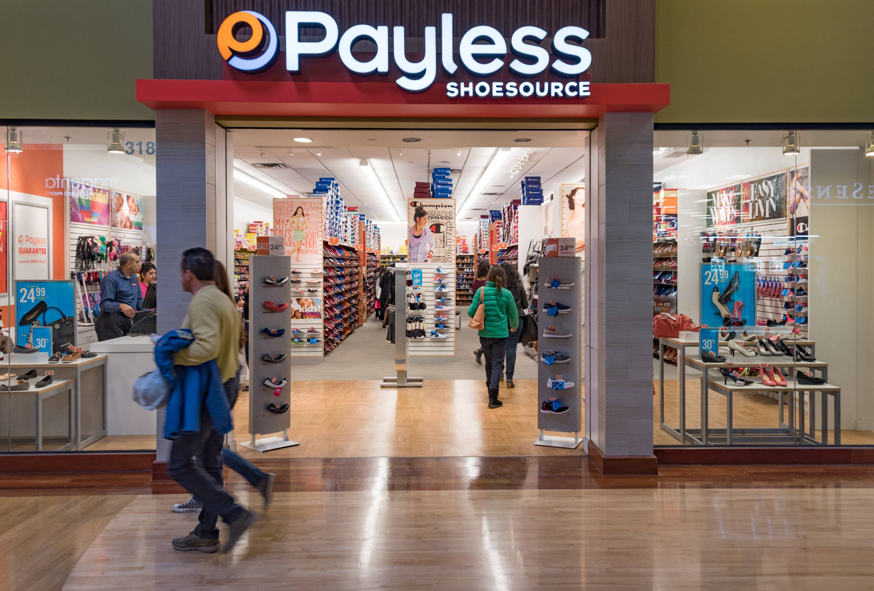 Payless Opened a Fake Luxury Store With