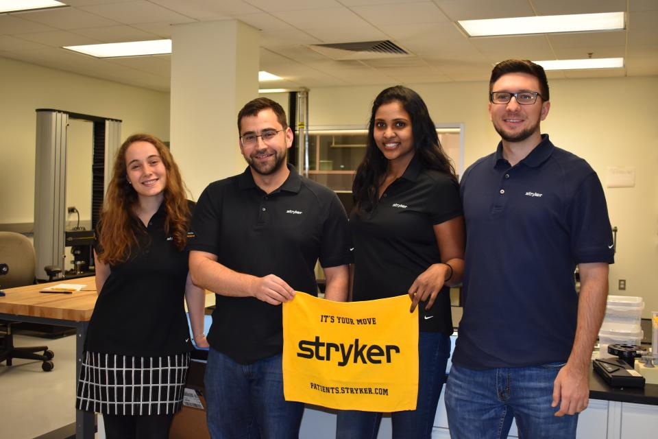 Stryker-best workplaces for parents 2018