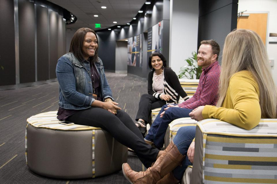 Synchrony-best workplaces for diversity 2018