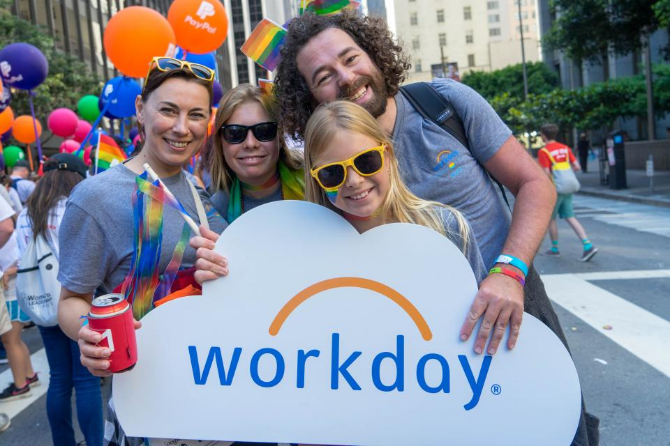 Workday-best workplaces for parents 2018