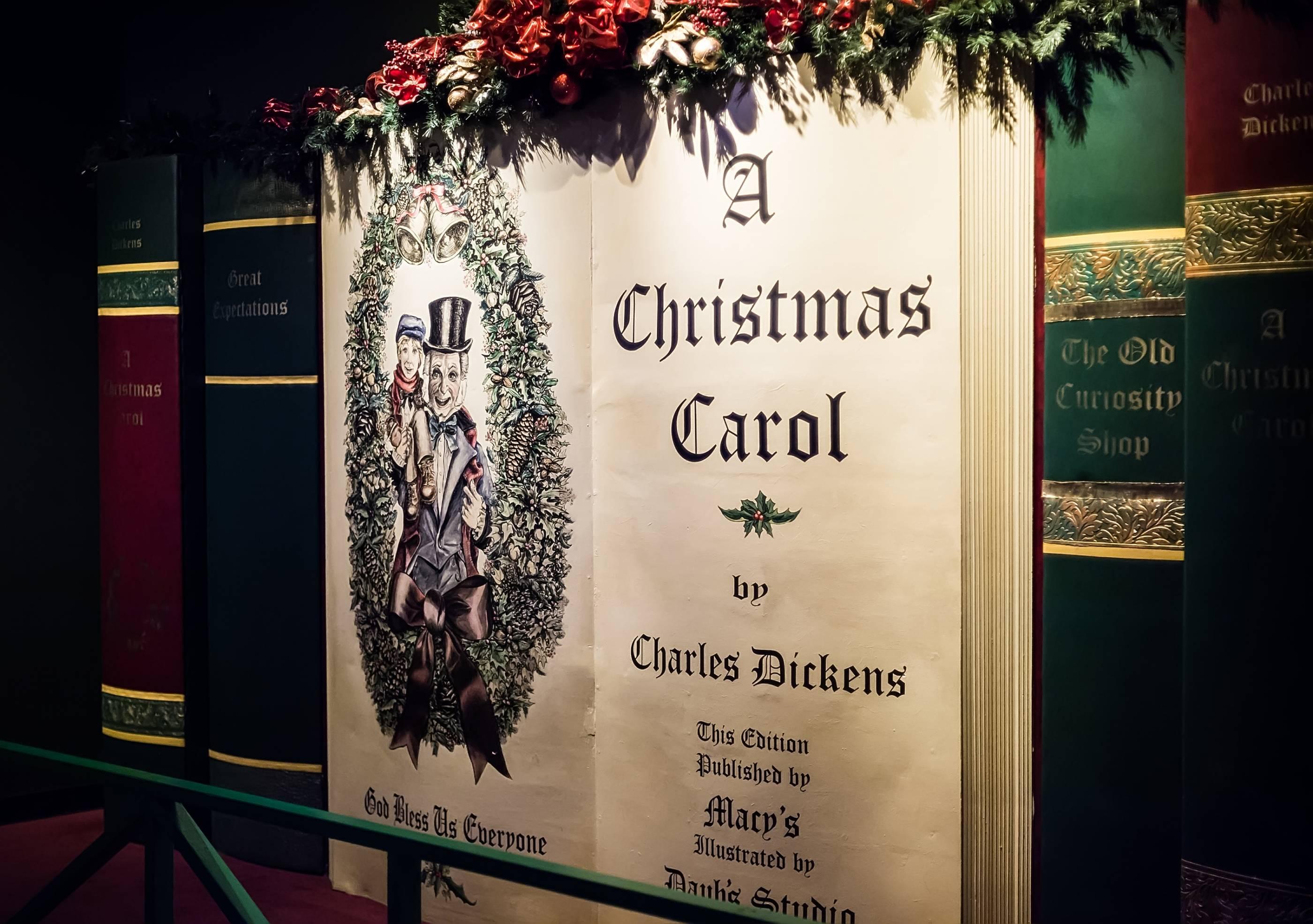 Christmas Carol holidays healthcare