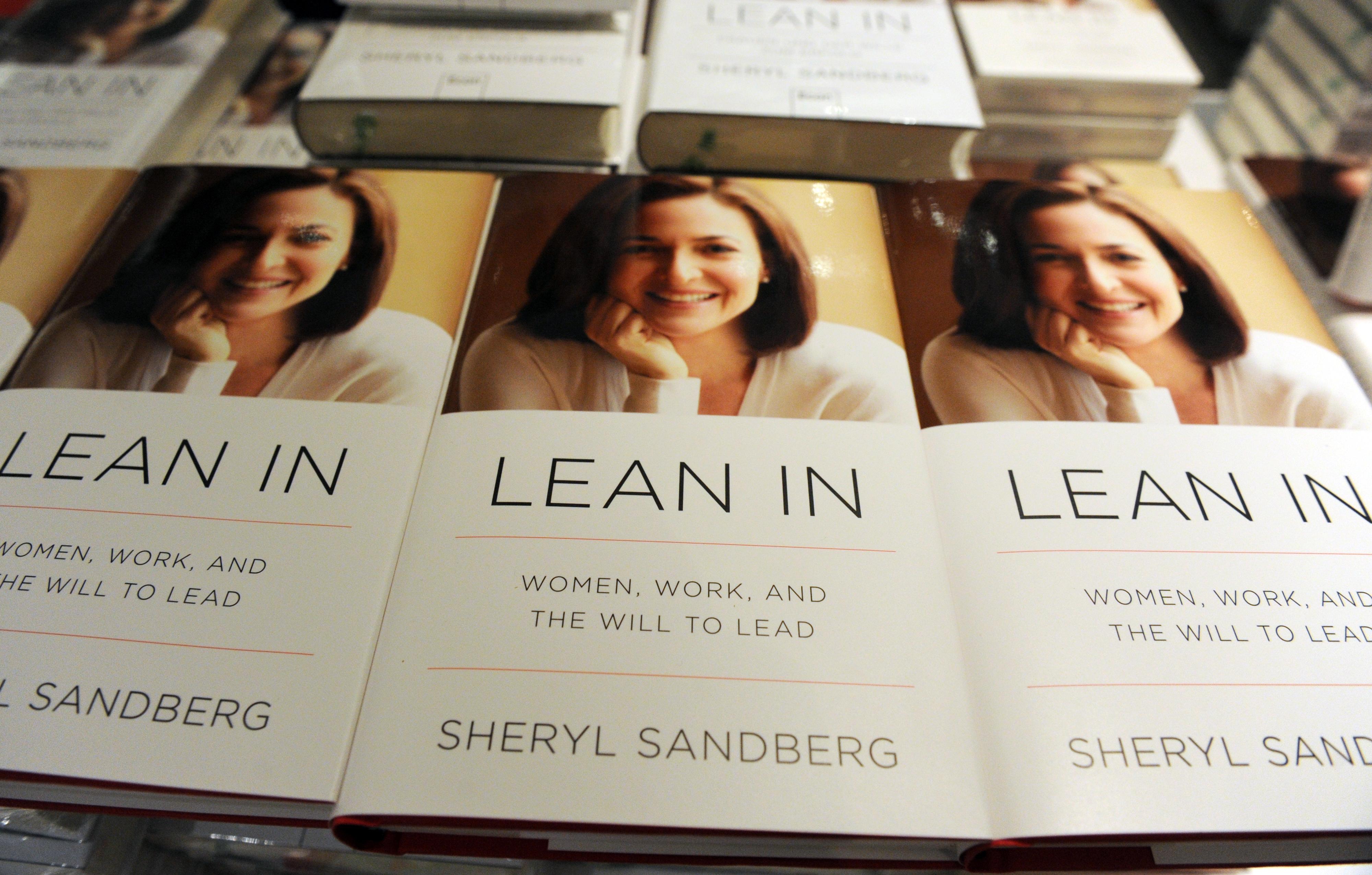 Lean In op-ed