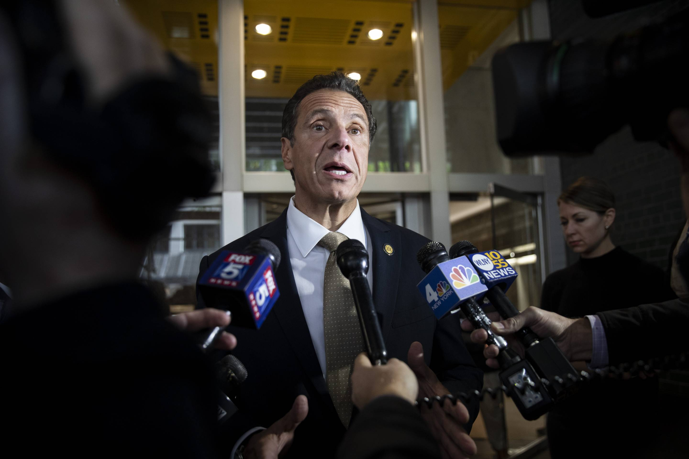 New York Governor Andrew Cuomo Calls for Legalizing Marijuana Among His Priorities