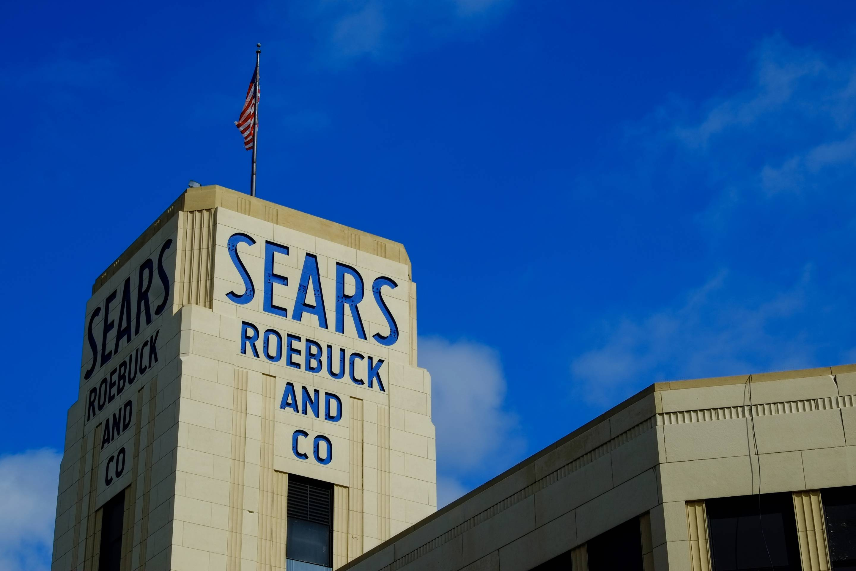 Sears lines up emergency financing due to potential bankruptcy