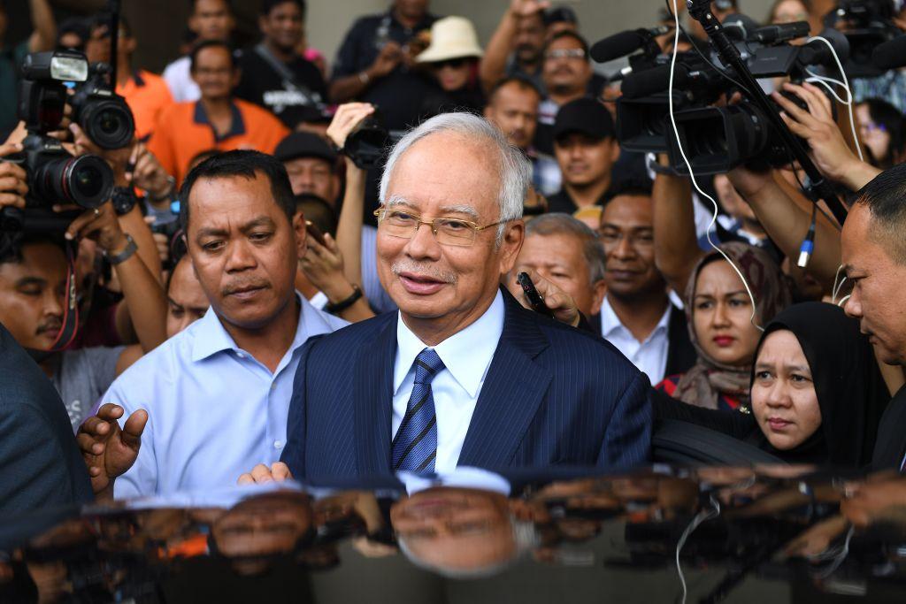 MALAYSIA-CORRUPTION-POLITICS-COURT