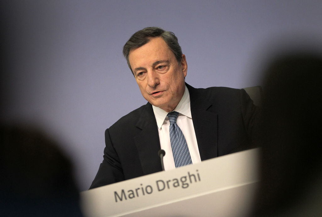 GERMANY-ECB-EU-EUROZONE-ECONOMY-RISKS