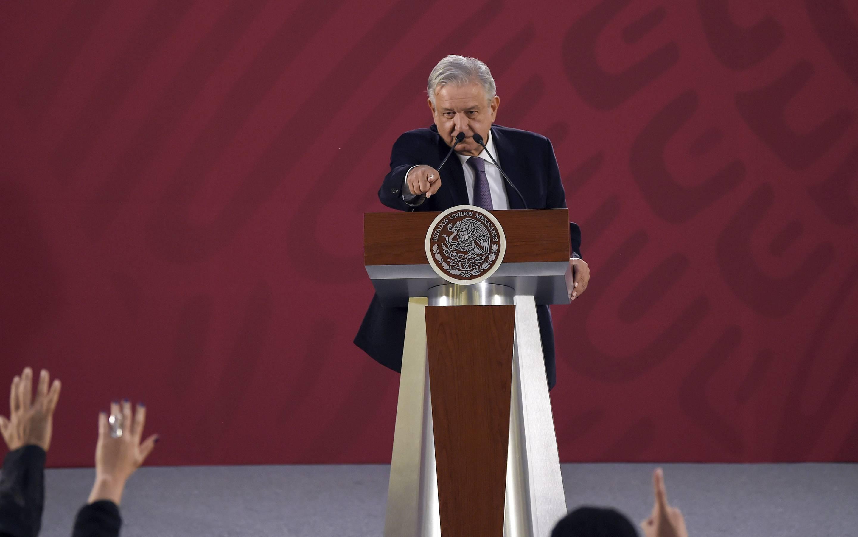 MEXICO-POLITICS-LOPEZ OBRADOR