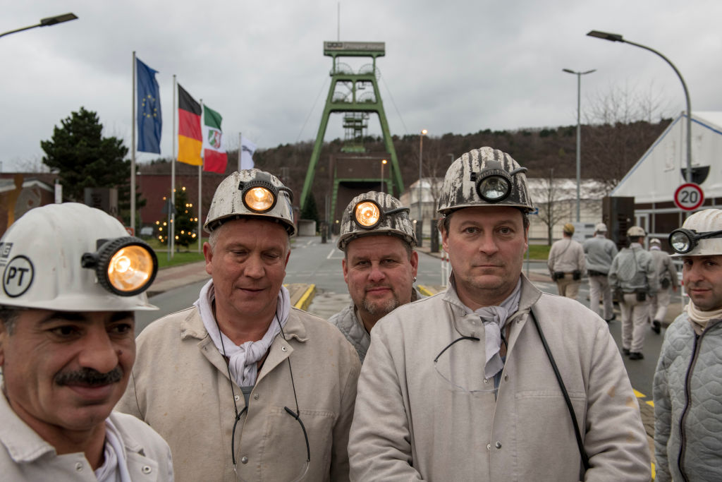 Germany's Last Underground Coal Mine Closes