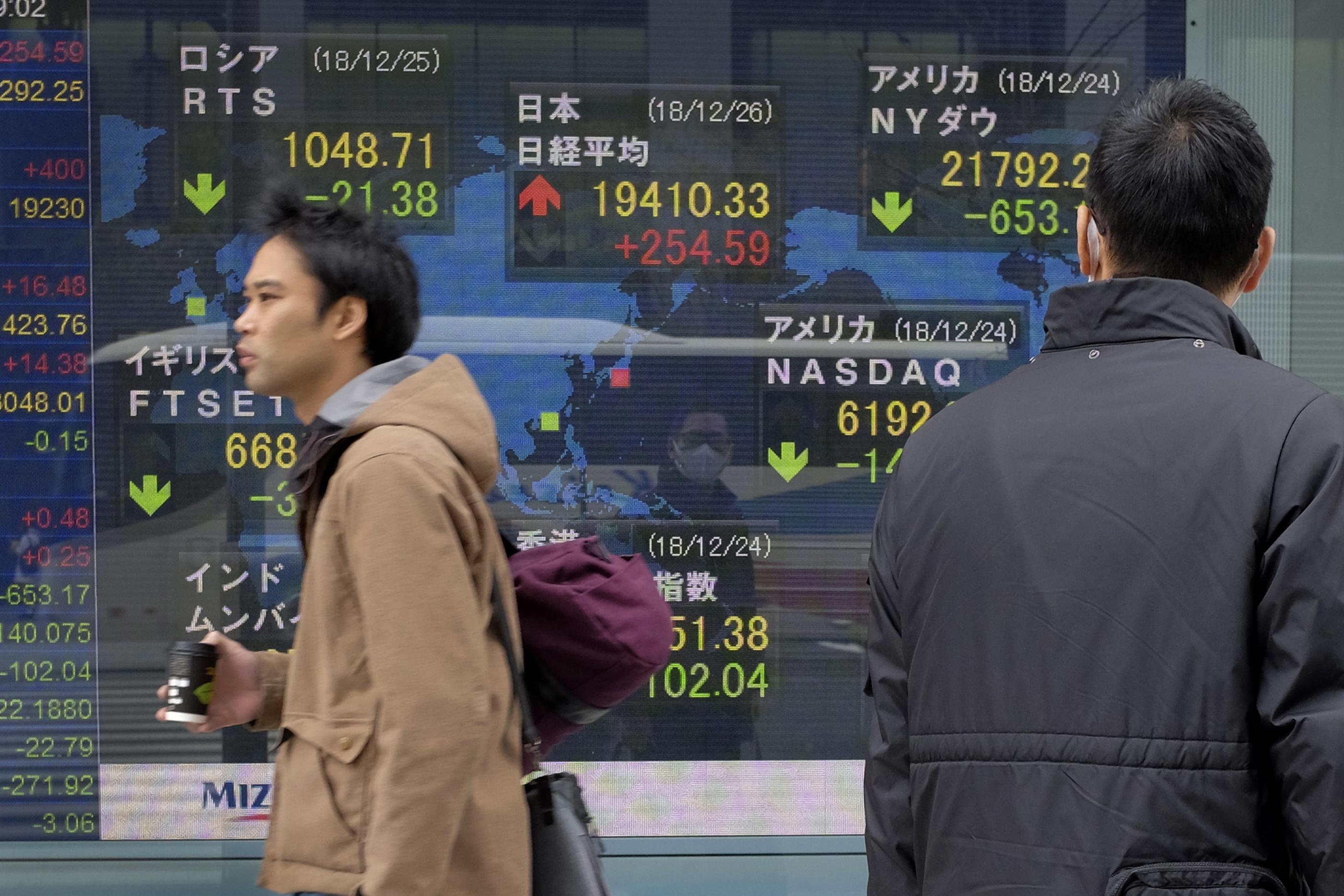 JAPAN-STOCKS-MARKETS