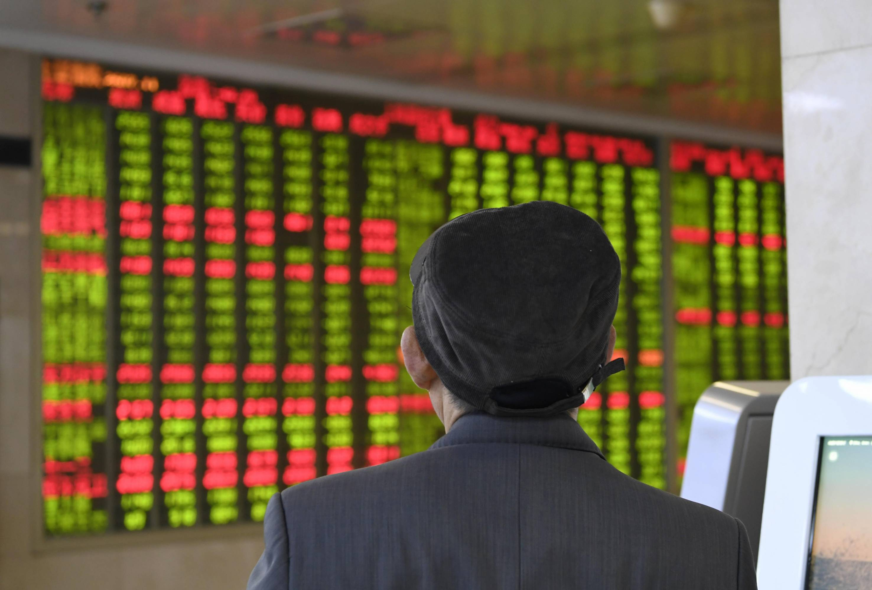 China Stocks Drop On Thursday
