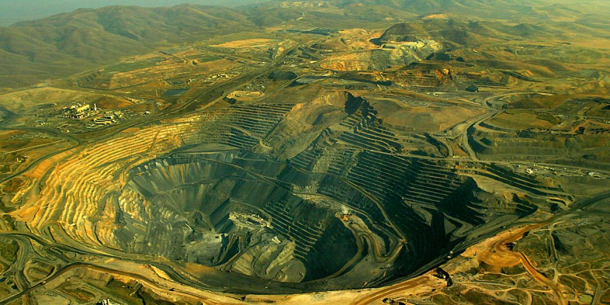 How an American Is Trying to Rescue a $100 Billion Gold Mining