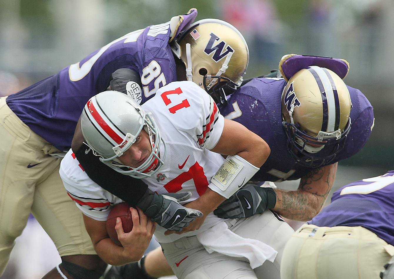 Football - NCAA - Ohio State vs. Washington Huskies