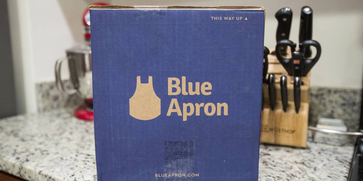Blue Apron Is Now a Penny Stock After Falling 11% to Below $1 a Share