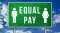 Equal Pay - gender pay gap