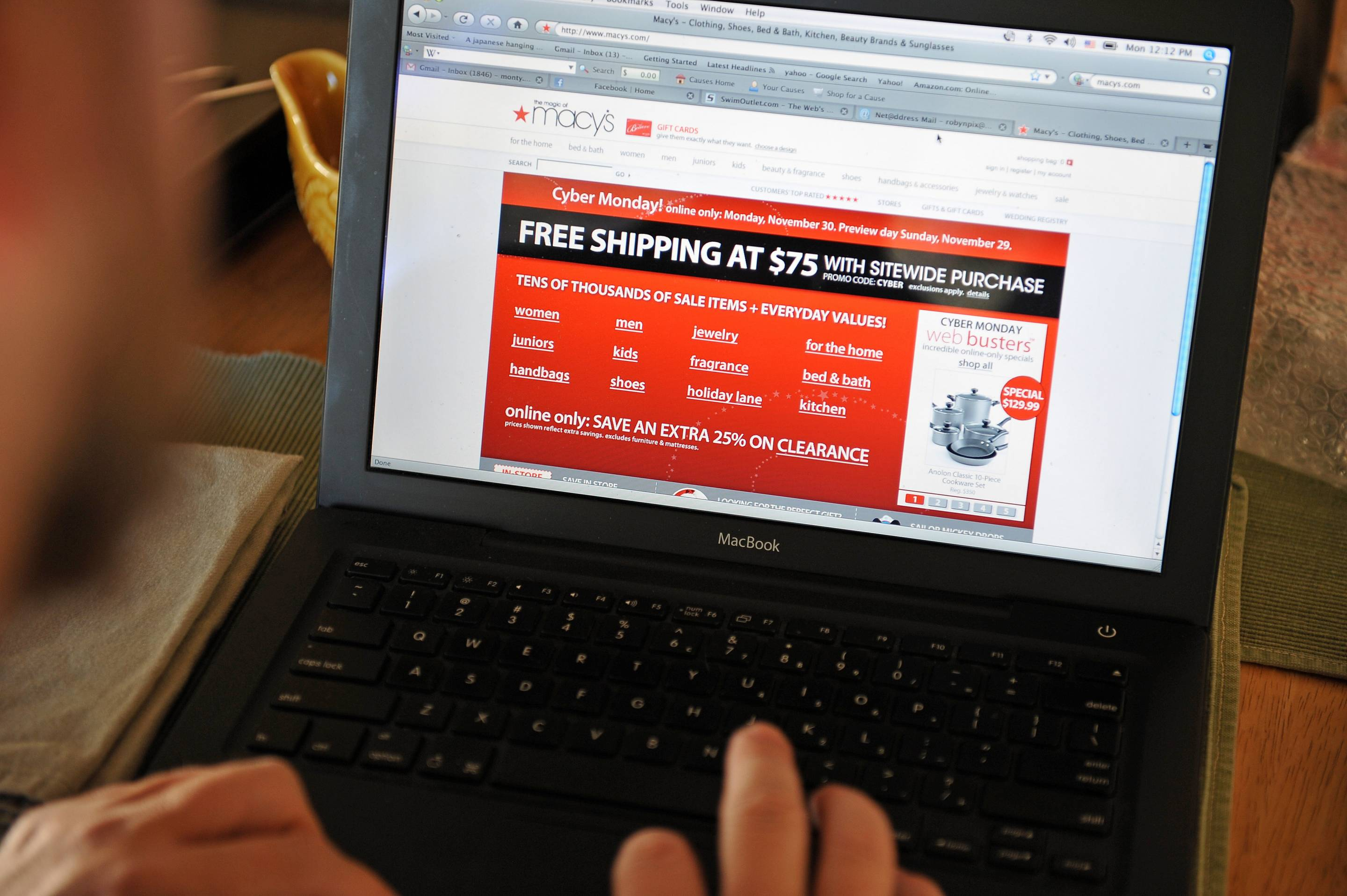 Online Holiday Spending Hits Record $110.6 Billion