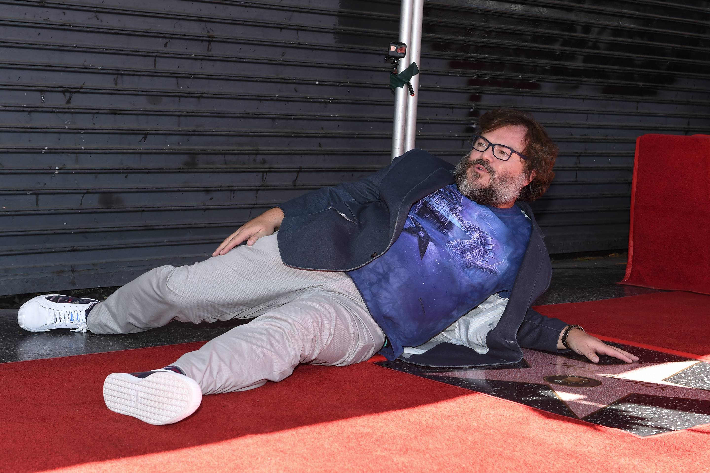 Jack Black Launches You Tube Show